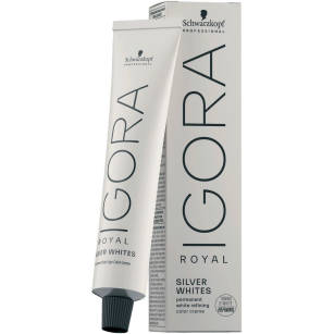 Schwarzkopf Igora Royal Silver White farba do włosów 60 ml