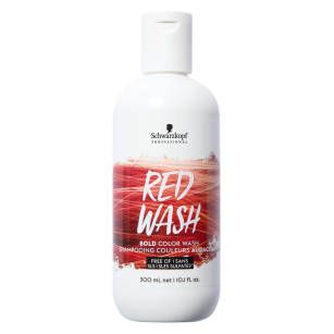 Schwarzkopf Bold Color Wash Szampon Red 300 ml