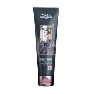 Loreal tecni.art FRENCH GIRL FRENCH FROISSE krem efekt potarganych włosów 150ml