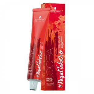 Schwarzkopf Igora Dusted Rouge #RoyalTakeOver farba do włosów 60 ml