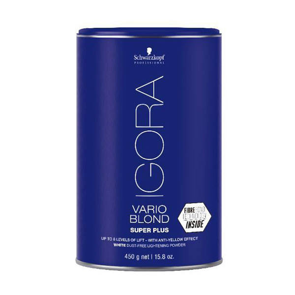 Schwarzkopf Igora Vario Blond Super 450g New