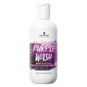Schwarzkopf Color Wash Szampon Purple 300 ml